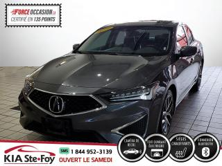 Used 2019 Acura ILX PREMIUM* CUIR* TOIT OUVRANT* SIEGES CHAU for sale in Québec, QC