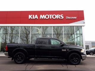 Used 2017 RAM 1500 OUTDOORSMAN for sale in Charlottetown, PE