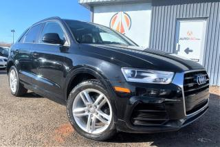 Used 2016 Audi Q3 ***KOMFORT,QUATTRO,CUIR,TOIT,MAGS*** for sale in Longueuil, QC