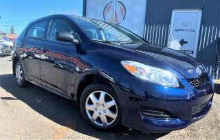 Used 2011 Toyota Matrix ***AUTOMATIQUE,A/C,GROUPES ELECTRIQUE*** for sale in Longueuil, QC