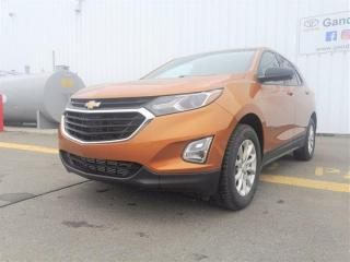 Used 2018 Chevrolet Equinox LS for sale in Gander, NL