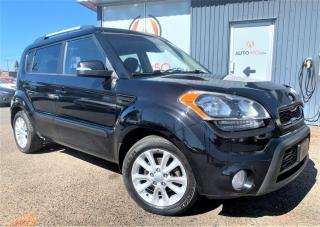 Used 2013 Kia Soul ***2u,AUTOMATIQUE,MAGS,A/C,AUBAINE*** for sale in Longueuil, QC