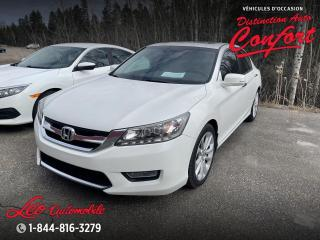 Used 2013 Honda Accord 4 portes 4 cyl. en ligne, automatique To for sale in Chicoutimi, QC