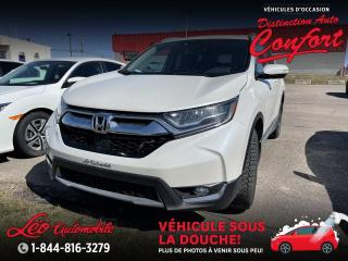 Used 2018 Honda CR-V Touring, TRACTION INTÉGRAL for sale in Chicoutimi, QC