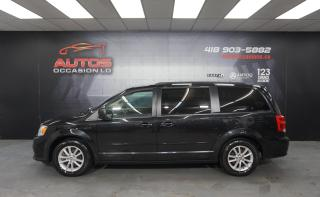 Used 2014 Dodge Grand Caravan SXT AUTO + STOW N GO + TV DVD + CAMERA + MAGS FULL for sale in Lévis, QC
