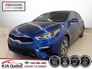 Used 2019 Kia Forte ** EX * MAGS * ANGLES MORTS * VOLANT CHA for sale in Québec, QC