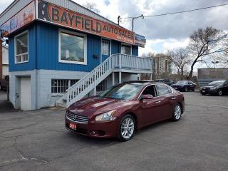 Used 2011 Nissan Maxima 3.5 SV (Leather/Dual Roof/Only 93k!** for sale in Barrie, ON