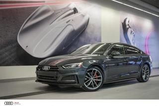 Used 2019 Audi S5 Progressiv for sale in Sherbrooke, QC