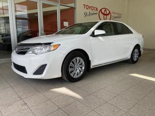 Used 2013 Toyota Camry * LE * CAMÉRA DE RECUL *  GR ELECT * A/C * for sale in Mirabel, QC