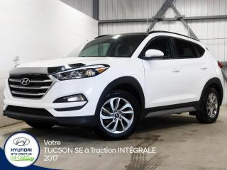 Used 2017 Hyundai Tucson SE à Traction INTÉGRALE for sale in Val-David, QC