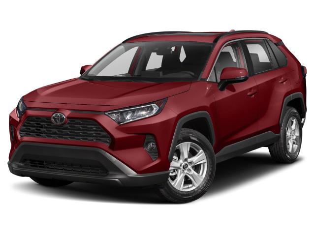 2021 Toyota RAV4 XLE AWD RAV4 XLE AWD