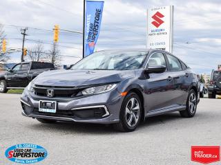 Used 2020 Honda Civic LX for sale in Barrie, ON