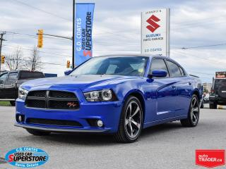 Used 2013 Dodge Charger R/T Daytona for sale in Barrie, ON