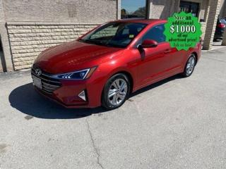 Used 2019 Hyundai Elantra Preferred* Blind Spot assist/Bluetooth/REVERSE CAM for sale in Winnipeg, MB