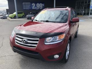 Used 2012 Hyundai Santa Fe AWD 4dr V6 Auto GL Sport,TOIT,CUIR for sale in Mirabel, QC