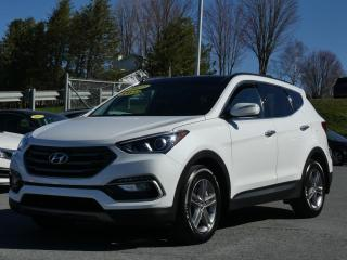 Used 2017 Hyundai Santa Fe Sport SE AWD TOIT PANORAMIQUE for sale in St-Georges, QC