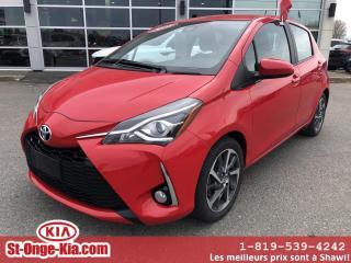 Used 2018 Toyota Yaris Hatchback SE automatique for sale in Shawinigan, QC