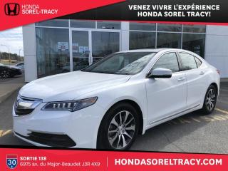 Used 2016 Acura TLX Tech for sale in Sorel-Tracy, QC
