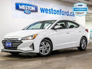 Used 2019 Hyundai Elantra PREFERRED+CAMERA+APPLECARPLAY+ANDROIDAUTO for sale in Toronto, ON