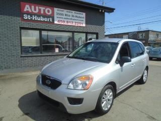 Used 2012 Kia Rondo LX ** SEULEMENT 52,000KM WOWW ** for sale in St-Hubert, QC
