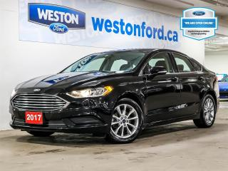 Used 2017 Ford Fusion SE+4DOORS+NAVIGATION+SYNC+BACKUPCAMERA+CERTIFIED for sale in Toronto, ON