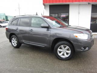 Used 2012 Toyota Highlander $14,995+HST+LIC FEE / CLEAN CARFAX / CERTIFIED / 3RD ROW SEATING for sale in North York, ON