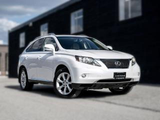 Used 2012 Lexus RX 350 NAVIGATION I BACKUP I NO ACCIDENT for sale in Toronto, ON