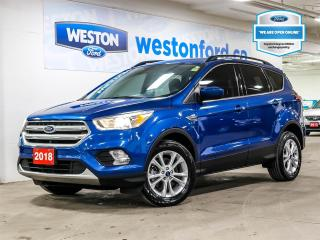 Used 2018 Ford Escape SEL+CAMERA+HEATED LEATER SEATS+NAVIGATION+CERTIFIED for sale in Toronto, ON