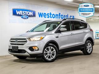 Used 2018 Ford Escape SE+CAMERA+HEATEDSEATS+CERTFIED! for sale in Toronto, ON