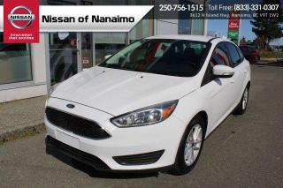 Used 2017 Ford Focus SE for sale in Nanaimo, BC