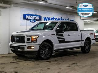 Used 2018 Ford F-150 XLT+CAMERA+MOONROOF+NAVIGAITON+REMOTE START for sale in Toronto, ON