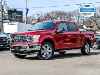 Used 2020 Ford F-150 XLT+CAMERA+REMOTE START+NAVIGATION+DEMO for sale in Toronto, ON