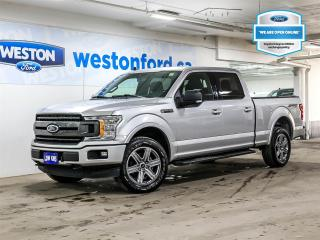 Used 2019 Ford F-150 XLT+CAMERA+REMOTE START+NAVIGATION+CERTIFIED for sale in Toronto, ON