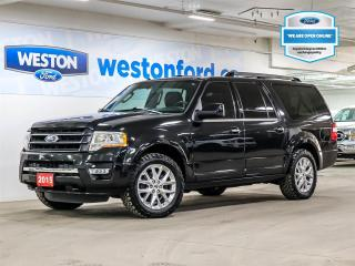 Used 2015 Ford Expedition LIMITED+CAMERA+REMOTE START+NAVIGATION+LEATHER for sale in Toronto, ON