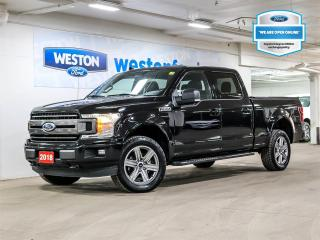 Used 2018 Ford F-150 XLT+CAMERA+REMOTE START+NAVIGATION+CERTIFIED for sale in Toronto, ON