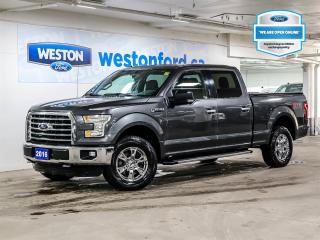 Used 2016 Ford F-150 XLT+CAMERA+TRAILER TOW PACKAGE+XTR PACKAGE for sale in Toronto, ON