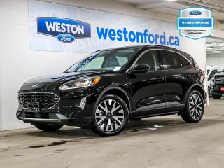 Used 2020 Ford Escape SEL+CAMERA+PANORAMIC SUNROOF+NAVIGATION+DEMO for sale in Toronto, ON