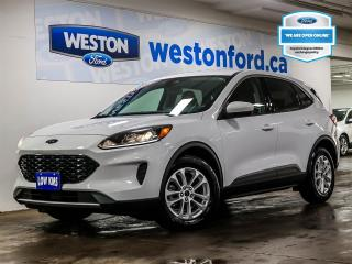 Used 2020 Ford Escape SE+CAMERA+HEATED MIRRORS+LANE KEEP ASSIST+DEMO for sale in Toronto, ON