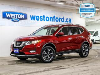 Used 2019 Nissan Rogue SV+CAMERA+NAVIGATION+PANORAMIC SUNROOF+REMOTE START+CERTIFIED for sale in Toronto, ON