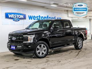 Used 2019 Ford F-150 LARIAT+CAMERA+NAVIGATION+LEATHER+REMOTE START+TRAILER TOW PACKAGE for sale in Toronto, ON