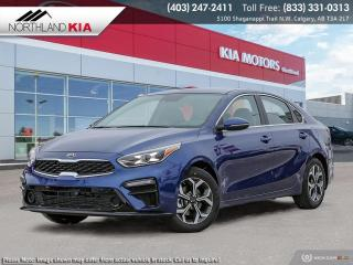 New 2021 Kia Forte EX for sale in Calgary, AB