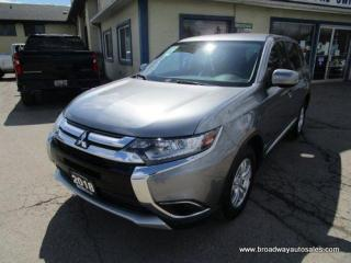 Used 2018 Mitsubishi Outlander ALL-WHEEL DRIVE ES EDITION 5 PASSENGER 2.4L - DOHC.. ECO-MODE-PACKAGE.. HEATED SEATS.. BACK-UP CAMERA.. BLUETOOTH SYSTEM.. KEYLESS ENTRY.. for sale in Bradford, ON