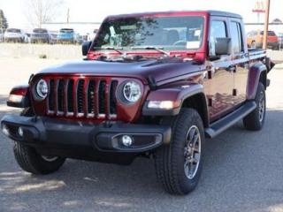 New 2021 Jeep Gladiator Sport 80th Anniversary 4x4#28 for sale in Medicine Hat, AB