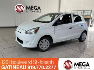 Used 2015 Mitsubishi Mirage ES for sale in Gatineau, QC
