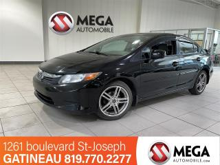 Used 2012 Honda Civic Sport for sale in Gatineau, QC