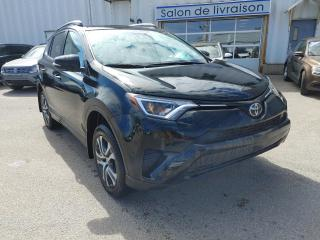 Used 2017 Toyota RAV4 LE for sale in Gatineau, QC