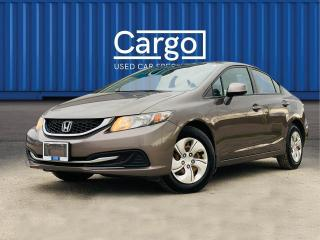 Used 2013 Honda Civic LX for sale in Stratford, ON