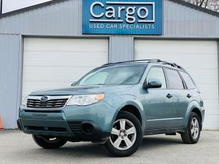 Used 2010 Subaru Forester XS for sale in Stratford, ON
