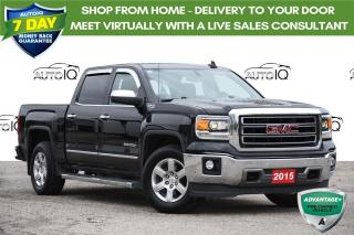 Used 2015 GMC Sierra 1500 SLT | 5.3L V8 | 4X4 for sale in Kitchener, ON