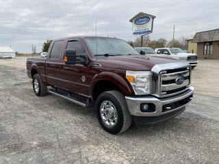 Used 2012 Ford F-250 Super Duty Lariat,Diesel for sale in Ridgetown, ON